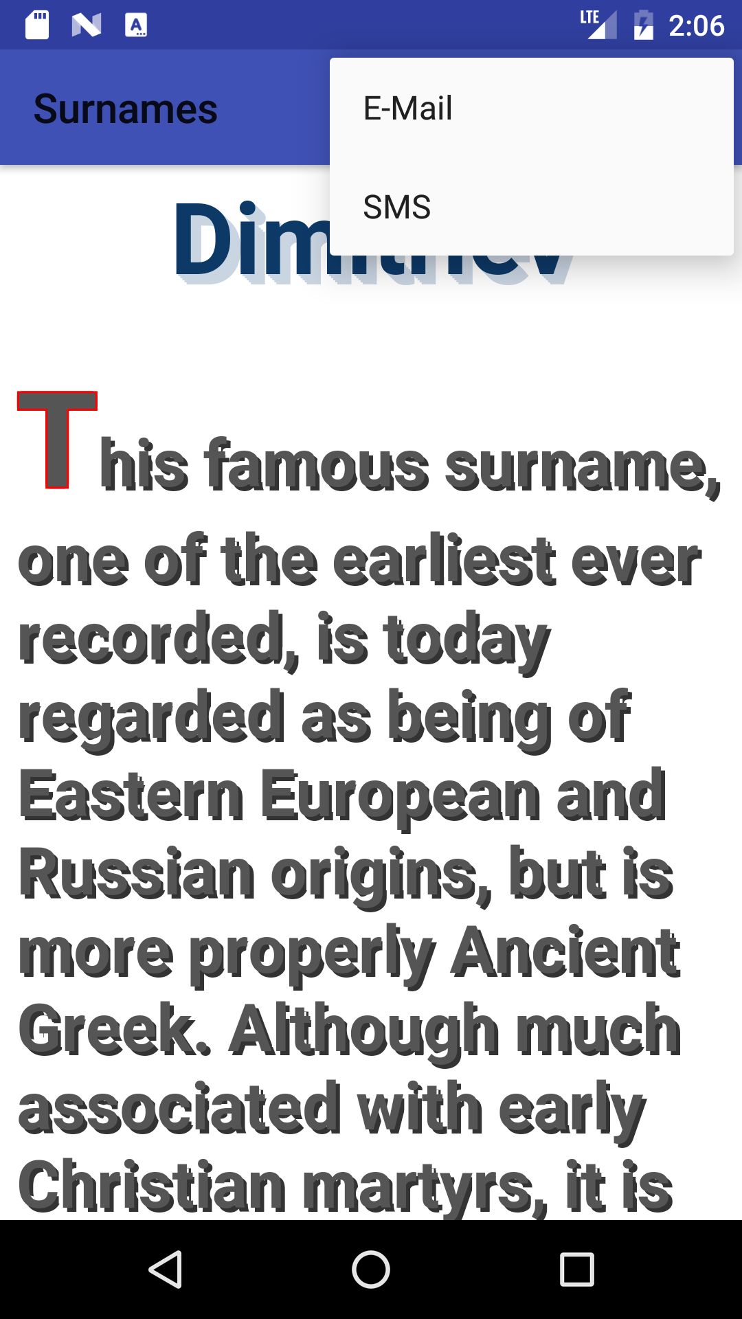 the Meaning and origin of the surname